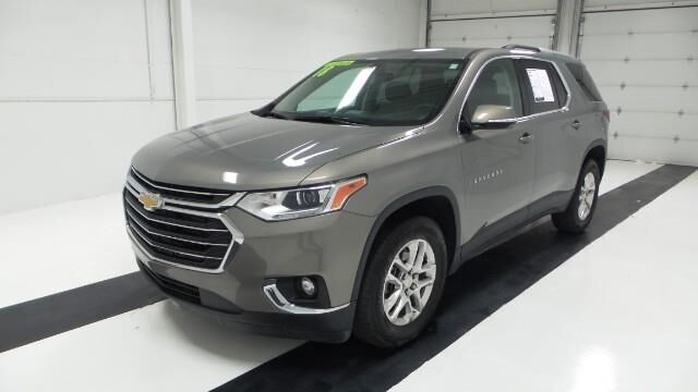 2018 Chevrolet Traverse FWD 4dr LT Cloth w/1LT Topeka KS