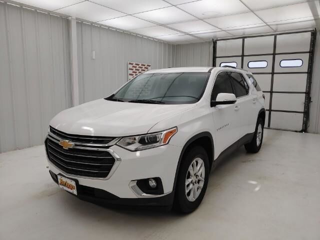 2018 Chevrolet Traverse FWD 4dr LT Cloth w/1LT Manhattan KS
