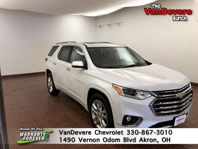 2018 Chevrolet Traverse High Country Akron OH