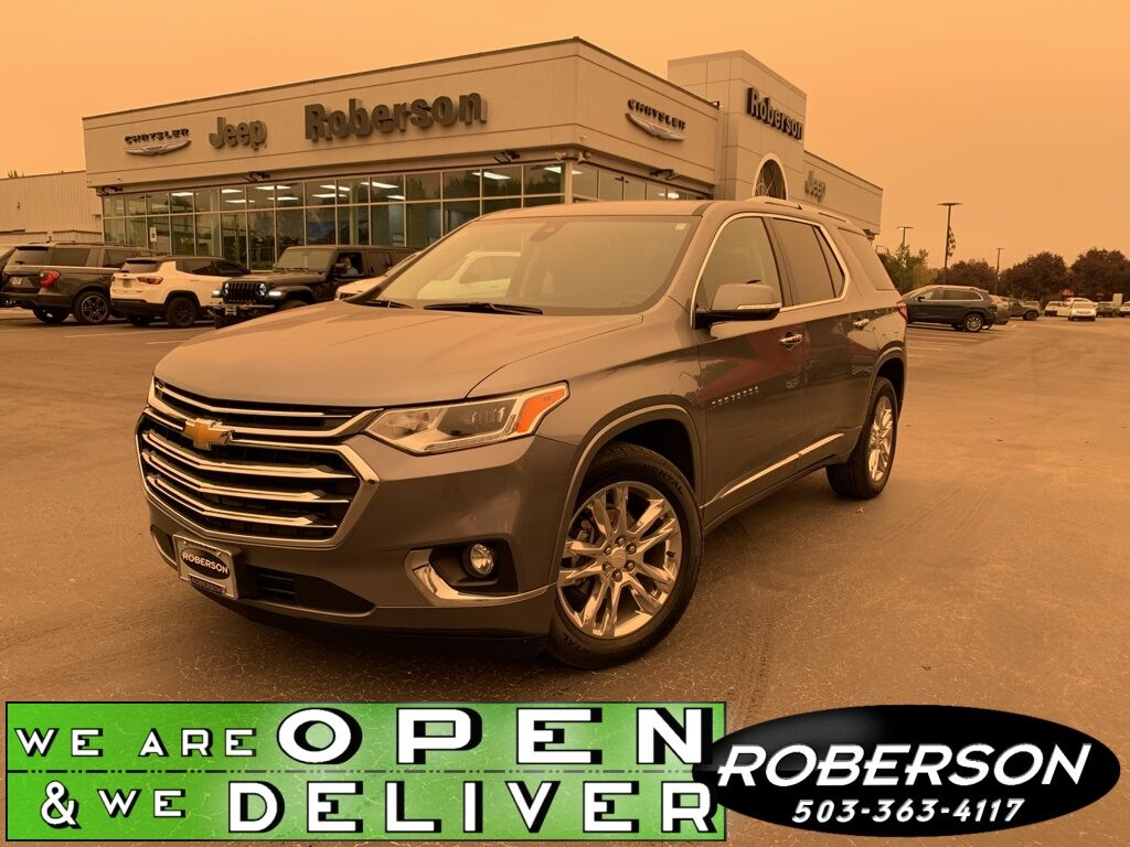 2018 Chevrolet Traverse High Country Salem OR