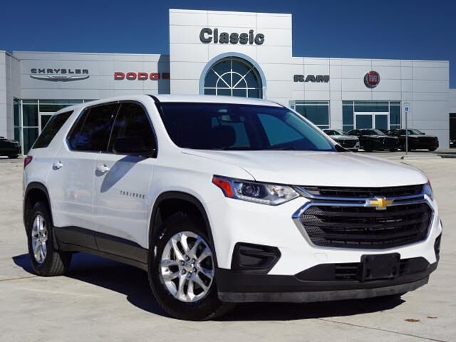 2018 Chevrolet Traverse LS Arlington TX