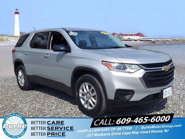 2018 Chevrolet Traverse LS Cape May Court House NJ