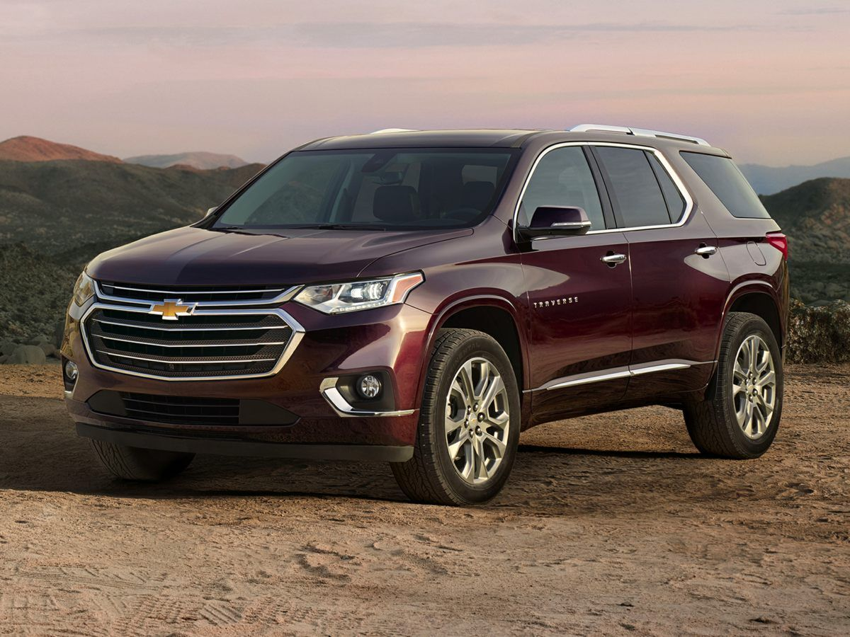 2018 Chevrolet Traverse LS Whitehall WV