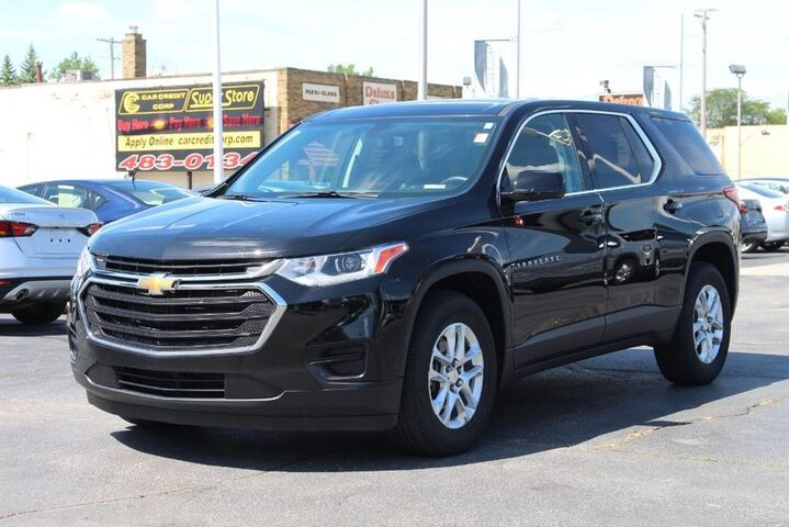 2018 Chevrolet Traverse LS Fort Wayne Auburn and Kendallville IN