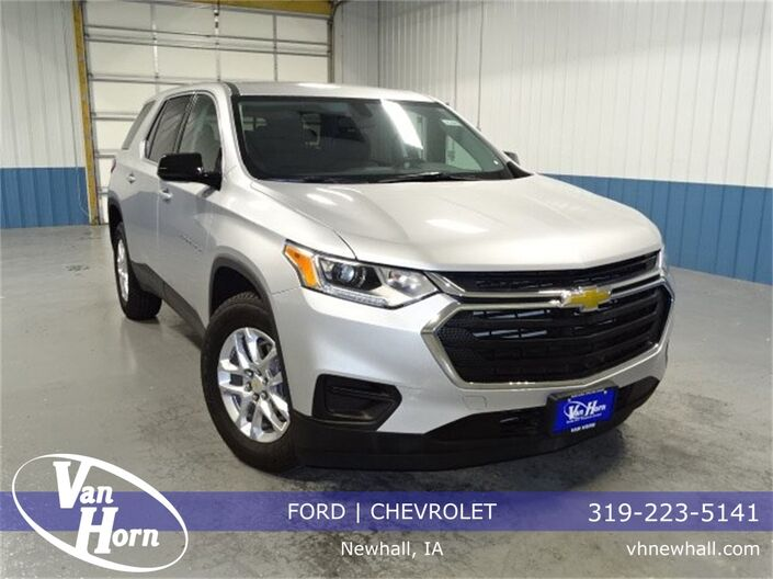 2018 Chevrolet Traverse LS Plymouth WI