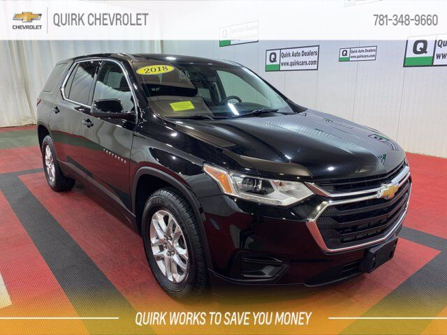 2018 Chevrolet Traverse LS Braintree MA