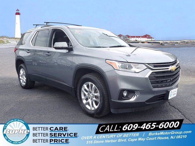 2018 Chevrolet Traverse LT Cloth Cape May Court House NJ