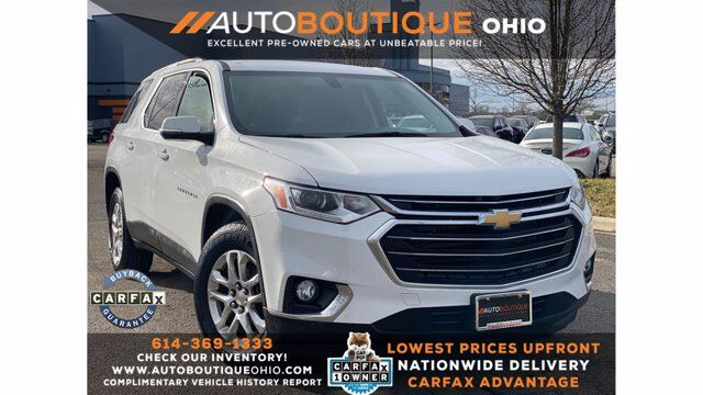 2018 Chevrolet Traverse LT Cloth Columbus OH