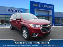 2018_Chevrolet_Traverse_LT Cloth_ Fredericksburg VA