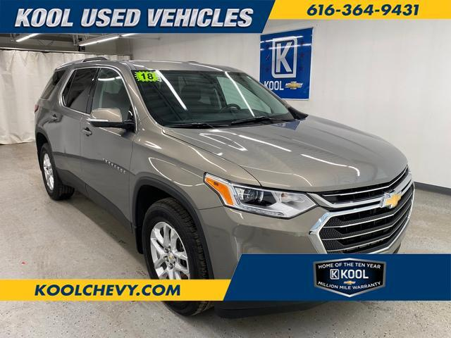 2018 Chevrolet Traverse LT Cloth Grand Rapids MI