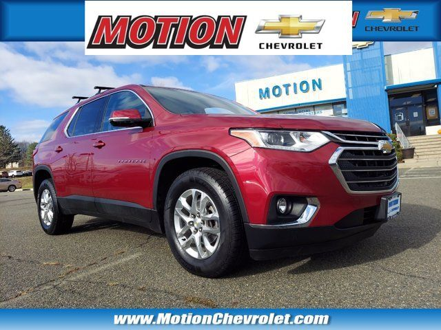 2018 Chevrolet Traverse LT Cloth Hackettstown NJ