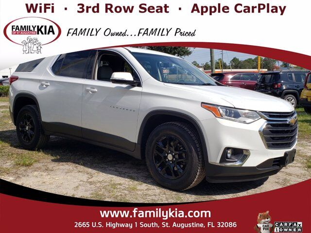 2018 Chevrolet Traverse LT Cloth St. Augustine FL