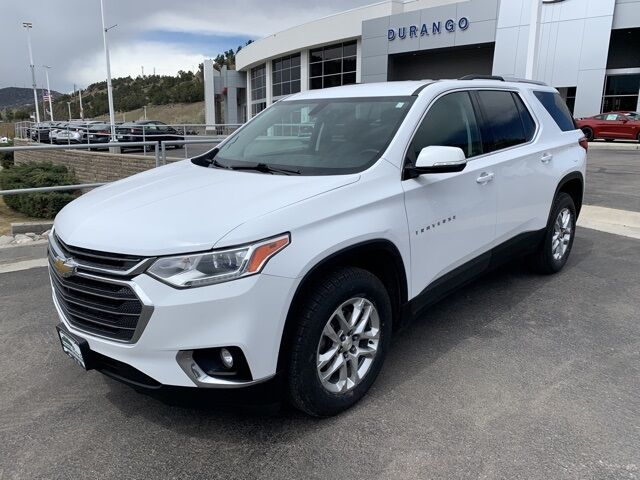 2018 Chevrolet Traverse LT Durango CO