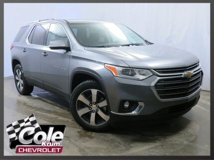 2018_Chevrolet_Traverse_LT Leather_ Southwest MI