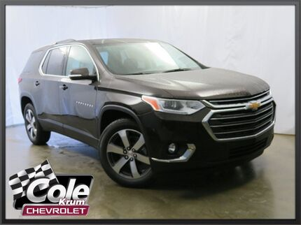 2018_Chevrolet_Traverse_LT Leather_ Southwest MI