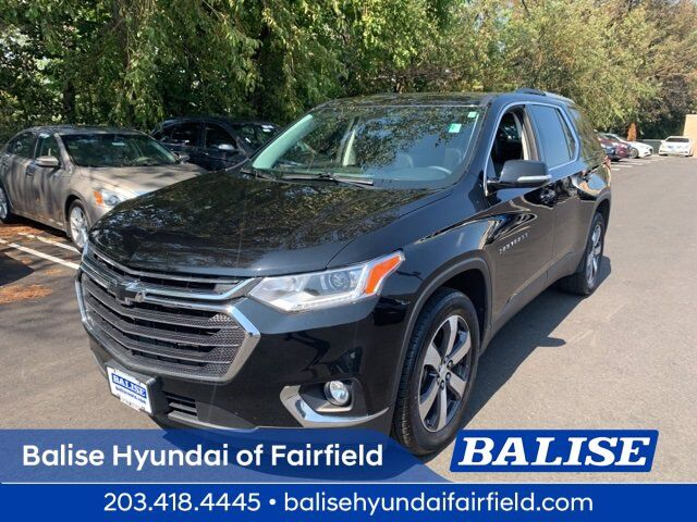 2018 Chevrolet Traverse LT Leather Fairfield CT