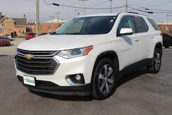 2018_Chevrolet_Traverse_LT Leather_ Fort Wayne Auburn and Kendallville IN