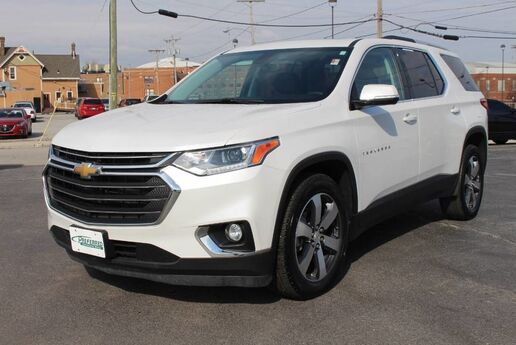 2018 Chevrolet Traverse LT Leather Fort Wayne Auburn and Kendallville IN
