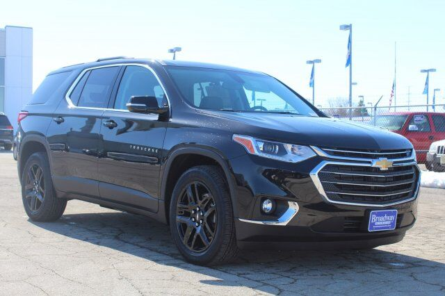 2018 Chevrolet Traverse LT Leather Green Bay WI