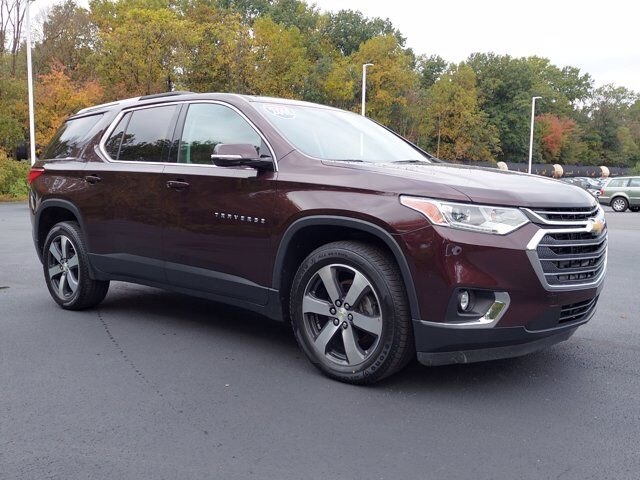 2018 Chevrolet Traverse LT Leather Hamburg PA