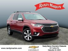 2018_Chevrolet_Traverse_LT Leather_ Hickory NC