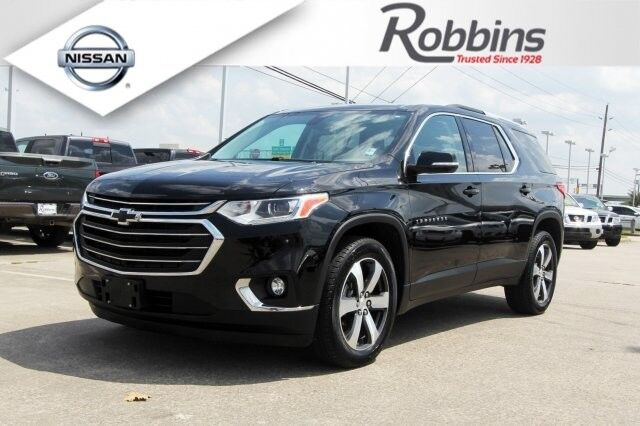 2018 Chevrolet Traverse LT Leather Houston TX