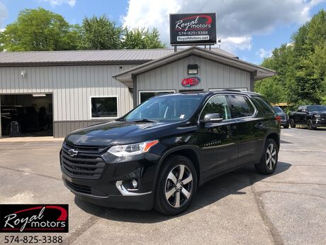2018 Chevrolet Traverse LT Leather Middlebury IN