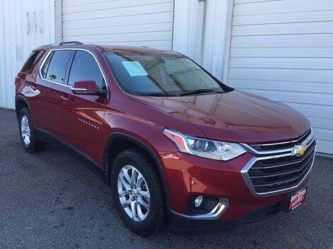 2018_Chevrolet_Traverse_LT_ Mission TX