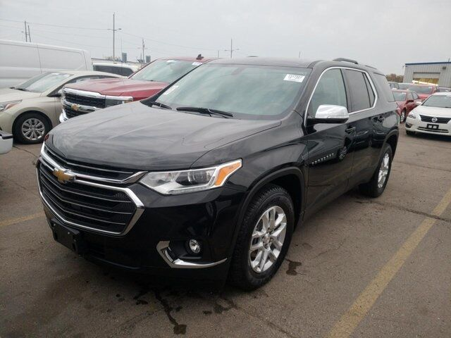 2018 Chevrolet Traverse LT Plymouth WI