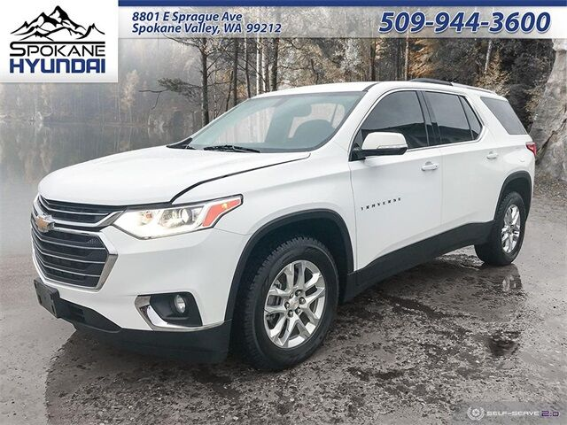 2018 Chevrolet Traverse LT Spokane Valley WA