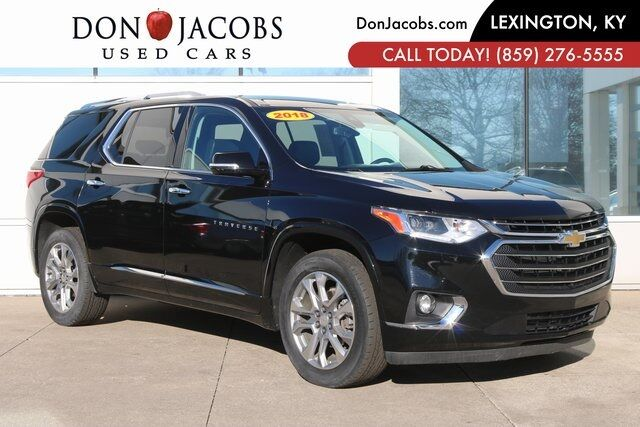 2018 Chevrolet Traverse Premier Lexington KY