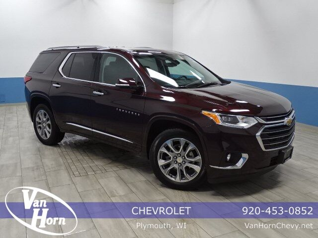2018 Chevrolet Traverse Premier Plymouth WI