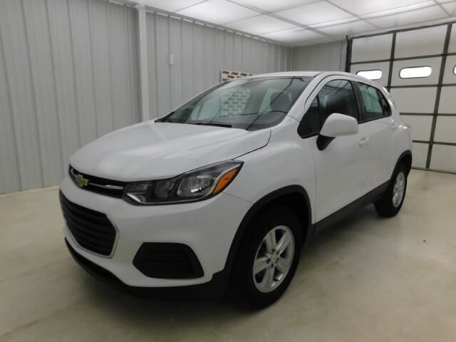 2018 Chevrolet Trax AWD 4dr LS Manhattan KS