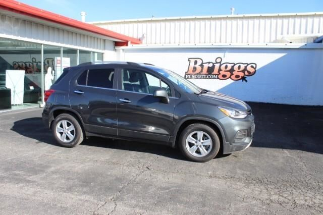 2018 Chevrolet Trax FWD 4dr LT Fort Scott KS