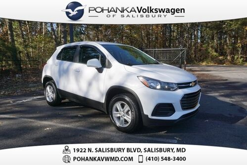 2018_Chevrolet_Trax_LS ** ALL WHEEL DRIVE ** GUARANTEED FINANCING **_ Salisbury MD