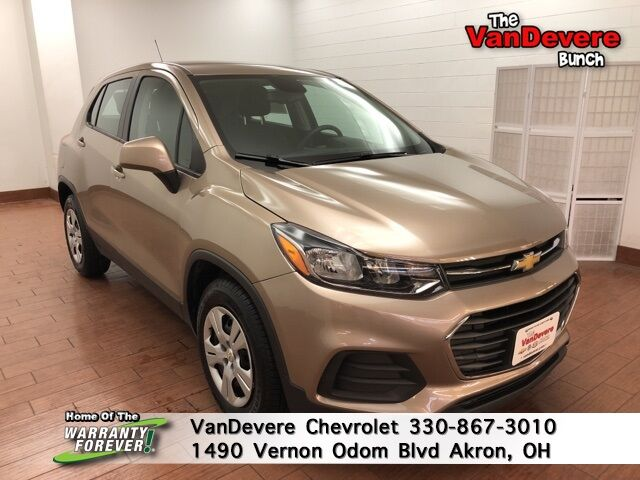 2018 Chevrolet Trax LS Akron OH