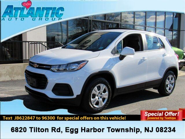 2018 Chevrolet Trax LS Egg Harbor Township NJ