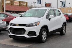 2018_Chevrolet_Trax_LS_ Fort Wayne Auburn and Kendallville IN