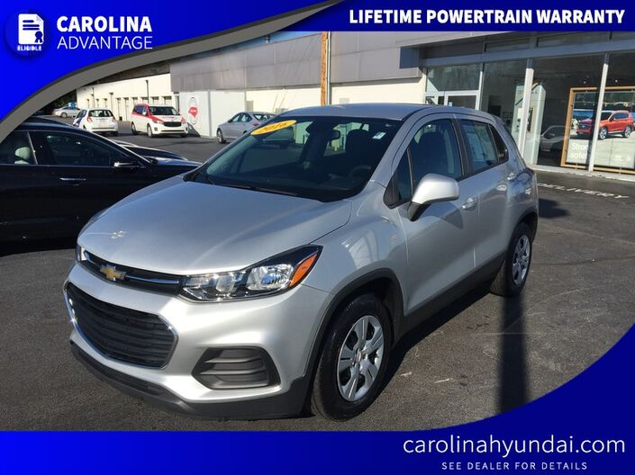 2018 Chevrolet Trax LS High Point NC