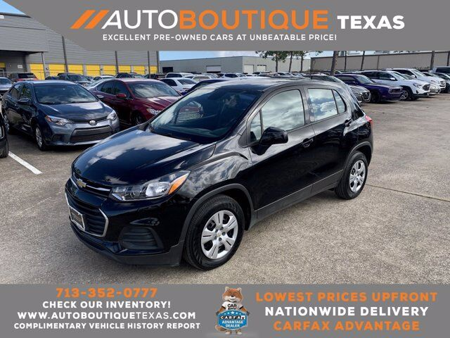 2018 Chevrolet Trax LS Houston TX