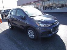 2018_Chevrolet_Trax_LS_ Manchester MD