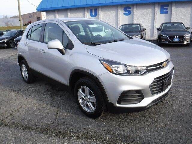 2018 Chevrolet Trax LS Manchester MD