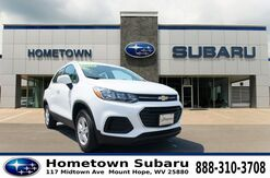 2018_Chevrolet_Trax_LS_ Mount Hope WV