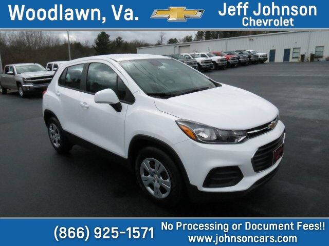 2018 Chevrolet Trax LS Woodlawn VA