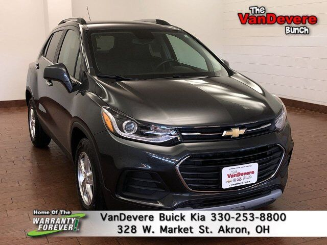 2018 Chevrolet Trax LT Akron OH