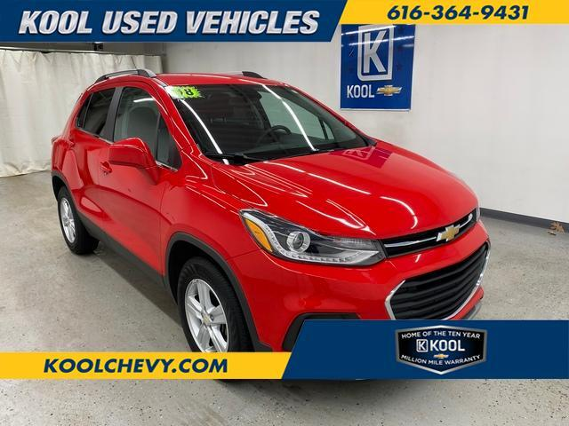 2018 Chevrolet Trax LT Grand Rapids MI