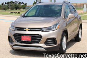 2018_Chevrolet_Trax_LT_ Lubbock TX