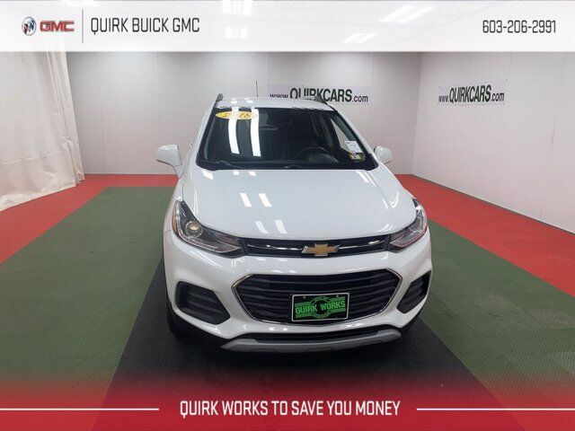 2018 Chevrolet Trax LT Manchester NH