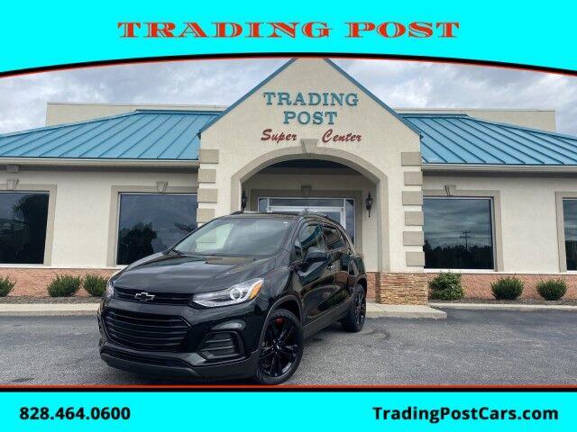 2018_Chevrolet_Trax_Redline Edition_ Conover NC