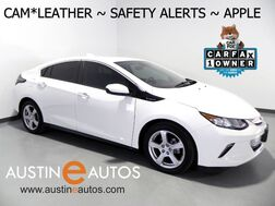 2018_Chevrolet_Volt LT_*BLIND SPOT & LANE DEPARTURE ALERT, BACKUP-CAMERA, TOUCH SCREEN, LEATHER, HEATED SEATS/STEERING WHEEL, BLUETOOTH, ANDROID & APPLE CARPLAY_ Round Rock TX